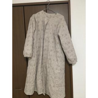 サマンサモスモス(SM2)の総刺繍コート(スプリングコート)