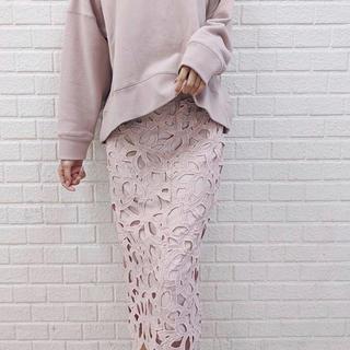 rienda - rienda  lacetightJWSK (レースタイトスカート)