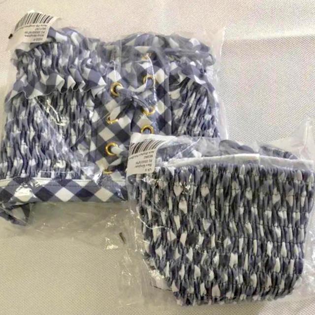 ALEXIA STAM(アリシアスタン)のASOS/alexiastamビキニアプワイザーリッシェsnidel/水着ワンピ レディースの水着/浴衣(水着)の商品写真