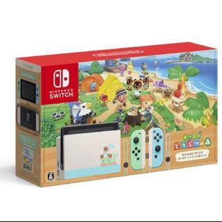 Nintendo Switch - Nintendo Switch  あつまれどうぶつの森 同梱版 セット