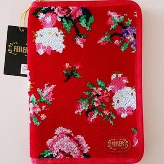 フェイラー(FEILER)のフェイラー Hello Kitty 母子手帳 カードケース(母子手帳ケース)