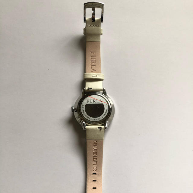 Furla(フルラ)のFURLA フルラ 腕時計 レディース  ホワイト シルバー38mm レディースのファッション小物(腕時計)の商品写真