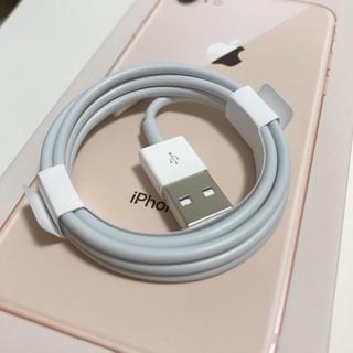 Apple - iPhone付属 ライトニングケーブル