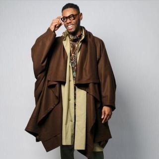 BEAMS - 新品 タグ付 モニタリー Monitaly Voguar Coat コート L