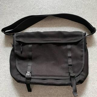 ムジルシリョウヒン(MUJI (無印良品))の無印良品 ショルダーバッグ メッセンジャーバッグ(ショルダーバッグ)