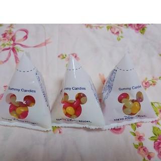 ディズニー(Disney)のディズニー グミキャンデー グミ 3つ ミッキー(菓子/デザート)