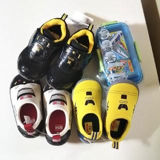 Takara Tomy - キッズトミカぷらレール15センチ靴二点セット