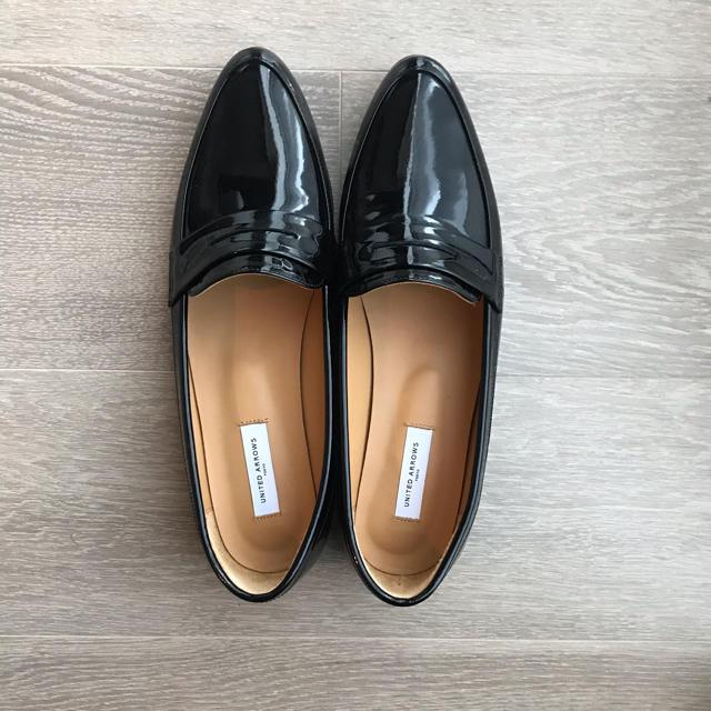 UNITED ARROWS(ユナイテッドアローズ)の【cafeT様】UNITED ARROWS ローファー レディースの靴/シューズ(ローファー/革靴)の商品写真