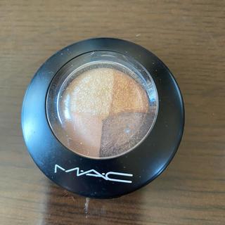 MAC - mac ミネラライズアイシャドウ ブロンズアセッツ