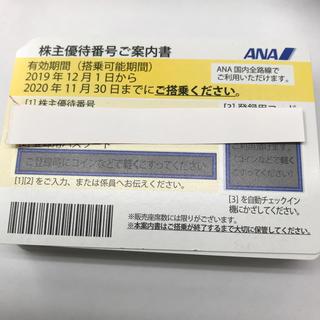 ANA株主優待券 50枚