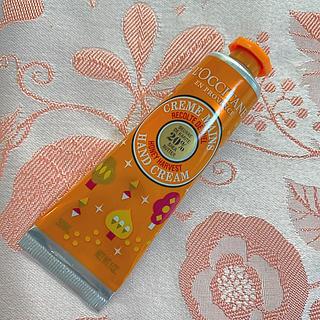 L'OCCITANE - ロクシタン シア ハニー ホイップハンドクリーム 30ml 新品未使用