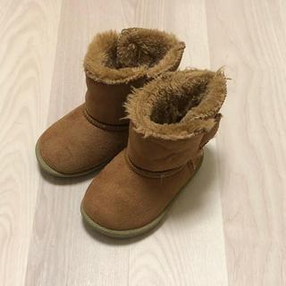 ニシマツヤ(西松屋)の西松屋 ベビー ブーツ 13cm(ブーツ)