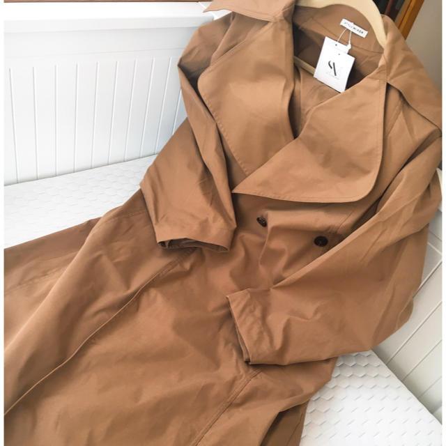 moussy(マウジー)のSTYLE MIXSER トレンチコート レディースのジャケット/アウター(トレンチコート)の商品写真