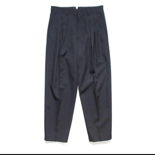 SUNSEA - stein  19ss  EX WIDE TROUSERS