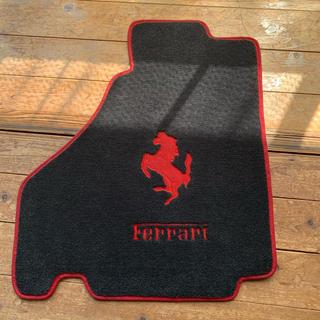 Ferrari - フェラーリ フロアマット 左右 360モデナ用