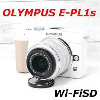 OLYMPUS - ❤️シャッター回数わずか362回❤️スマホ転送❤️OLYMPUS E-PL1s