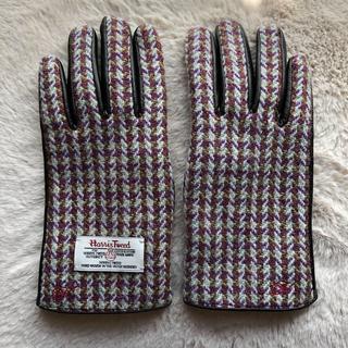 ハリスツイード(Harris Tweed)の♡harris tweed*手袋*レディース♡【お値下げしました】(手袋)