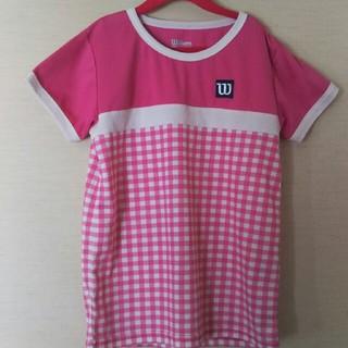 ウィルソン(wilson)のWilson  Tシャツ 女の子150(Tシャツ/カットソー)