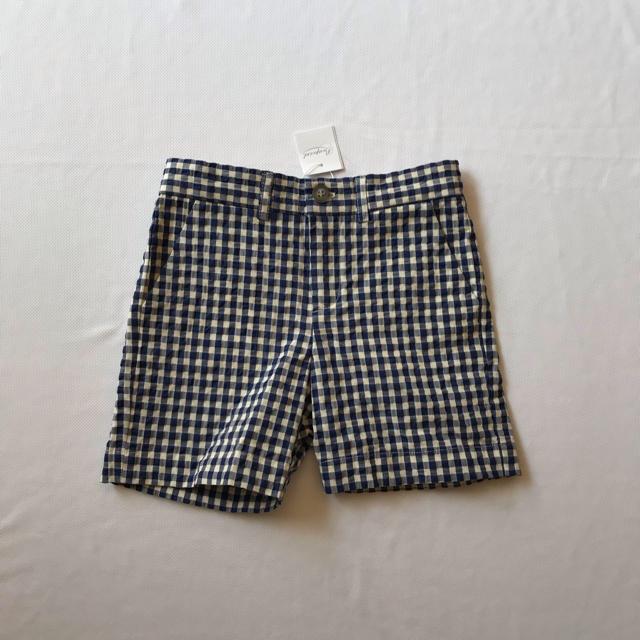 Bonpoint(ボンポワン)の新品タグ付 ボンポワン  ショートパンツ キッズ/ベビー/マタニティのキッズ服男の子用(90cm~)(パンツ/スパッツ)の商品写真
