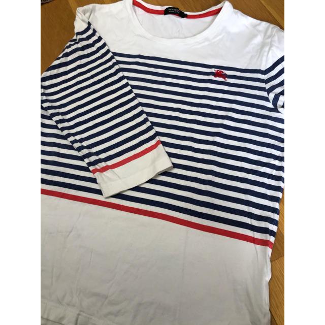 BURBERRY BLACK LABEL(バーバリーブラックレーベル)のBURBERRY BLACK LABEL メンズのトップス(Tシャツ/カットソー(七分/長袖))の商品写真