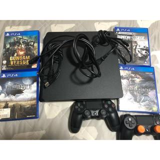 PlayStation4 - PlayStation4 CUH-2000B 1TB セット