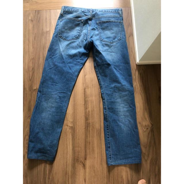 UNIQLO(ユニクロ)のジーンズ ジーパン ユニクロ 79サイズ メンズのパンツ(デニム/ジーンズ)の商品写真