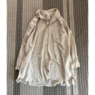 SM2 - LBC☆オーガニックコットンスラブボイルシャツ