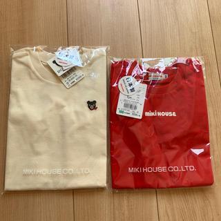 mikihouse - mikihouse  半袖tシャツ2点セット 100サイズ