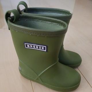 ブリーズ(BREEZE)の【専用】BREEZE レインブーツ 長靴 15.0cm(長靴/レインシューズ)
