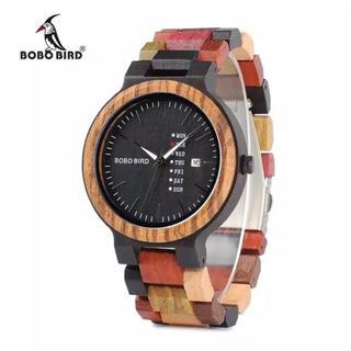 【期間限定値下げ】木製 腕時計 メンズ