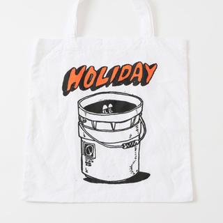 ホリデイ(holiday)のHOLIDAY loophole bag(トートバッグ)