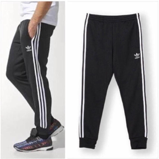adidas - adidas originals SST CUFFED TRACK PANTS