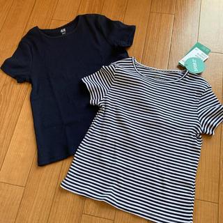 H&M - h&m kids ベーシックTシャツセット
