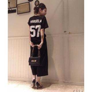 L'Appartement DEUXIEME CLASSE - アパルトモン  メッシュTシャツ