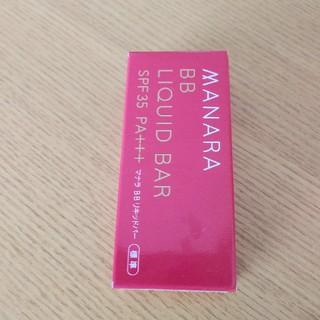 マナラ(maNara)のマナラ BBリキッドバー 標準(BBクリーム)