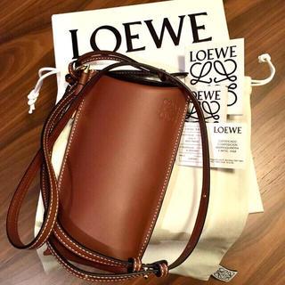 LOEWE - 新品正規品 LOEWE Gate Pocket ショルダーバッグ