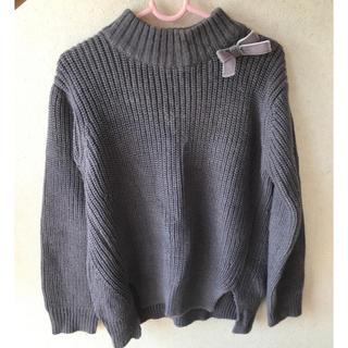 プティマイン(petit main)のpetit main  セーター 120サイズ(ニット)