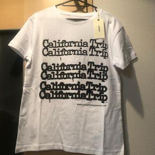イーブンフロー(evenflo)のイーブンフロー tシャツ sサイズ(Tシャツ/カットソー(半袖/袖なし))