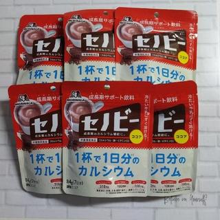 モリナガセイカ(森永製菓)のma様専用 追加ご購入分 セノビー84g(7日分)6袋(その他)