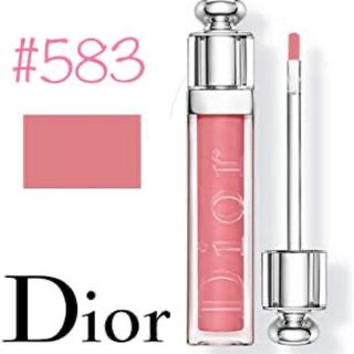 Dior - 【未使用】ディオール アディクト グロス 583