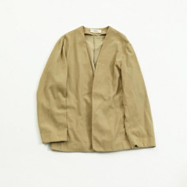 TODAYFUL(トゥデイフル)の(todayful) Corduroy Rough Jacket レディースのジャケット/アウター(ノーカラージャケット)の商品写真