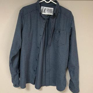 マーモット(MARMOT)の Marmot mountain limited Yシャツ Mサイズ(シャツ)