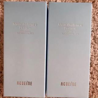 アクセーヌ(ACSEINE)のセール♪2本セット【新品未使用】アクセーヌ モイストバランスローション(化粧水/ローション)