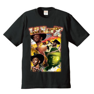 シュプリーム(Supreme)の💥Lil Nas X💥ラップT🎙90's RapTee's💥(Tシャツ/カットソー(半袖/袖なし))