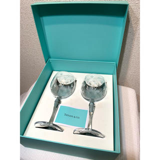 Tiffany & Co. - Tiffany ペアワイングラス