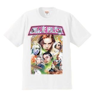 シュプリーム(Supreme)の💥BillieEilish💥ラップT🎙90's RapTee's💥(Tシャツ/カットソー(半袖/袖なし))