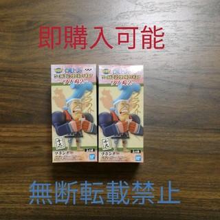 ワンピース ワーコレ フランキー 2体セット(アニメ/ゲーム)