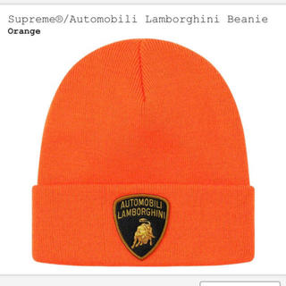 シュプリーム(Supreme)のsupreme Lamborghini beanie(ニット帽/ビーニー)