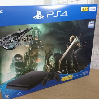 PlayStation4 - PS4FF7リメイクパック FINAL FANTASY VII REMAKE