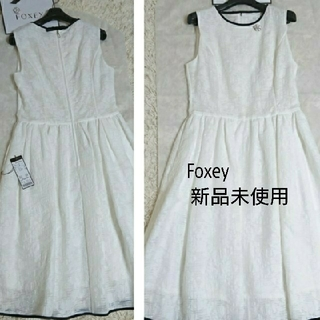FOXEY - *!☆新品タグ付き*Foxey*マガジン掲載ワンピース40 春夏